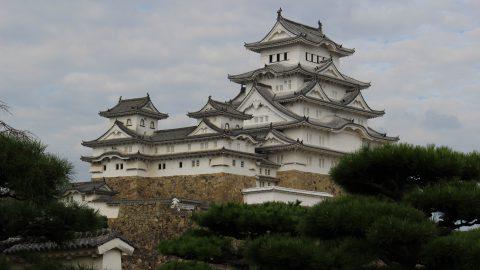 藤波辰爾の歴史探訪、姫路城