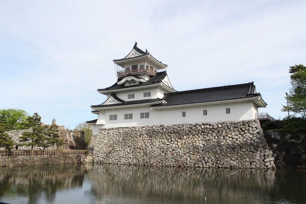 富山城、富山市郷土博物館、鉄門