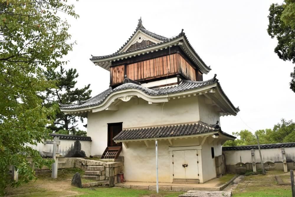 岡山城、月見櫓