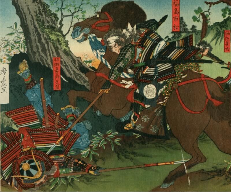 賤ヶ岳の戦い、福島正則