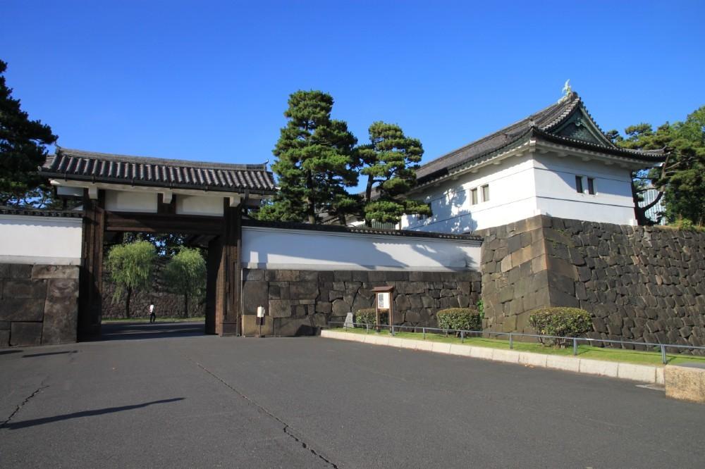 江戸城、外桜田門