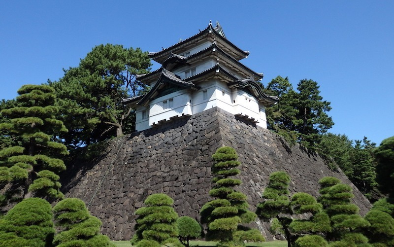 世界ふしぎ発見!、江戸城、富士見櫓