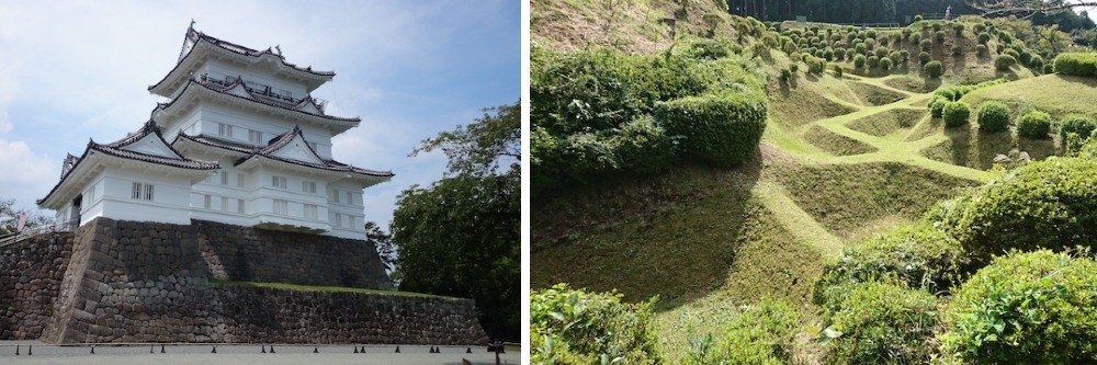 世界ふしぎ発見!、小田原城、山中城