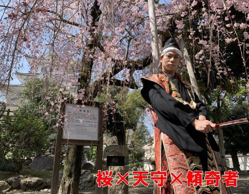 前田慶次、大垣城