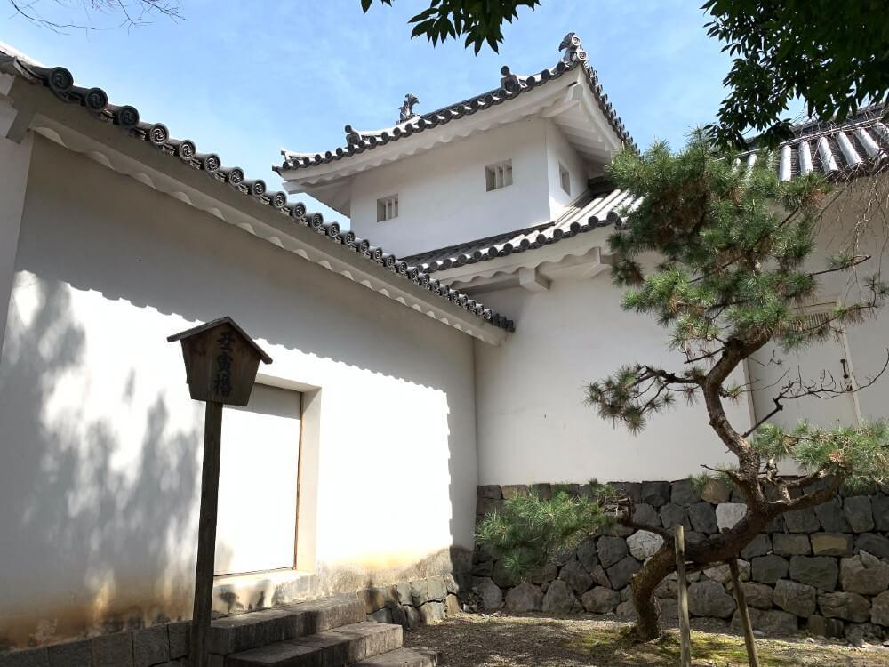 前田慶次、大垣城、丑寅櫓