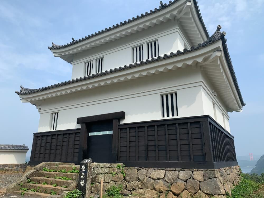 平戸城、懐柔櫓