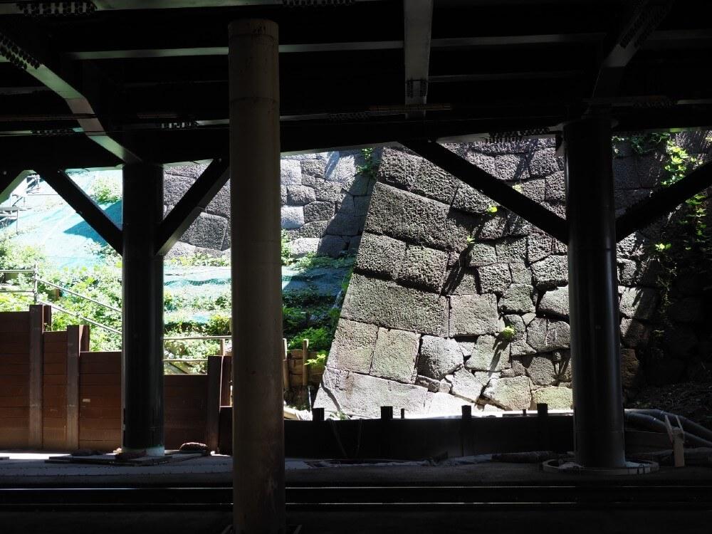 江戸城、牛込門