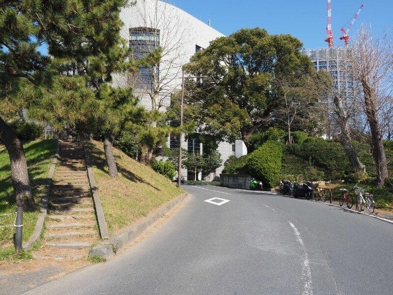 江戸城、喰違門