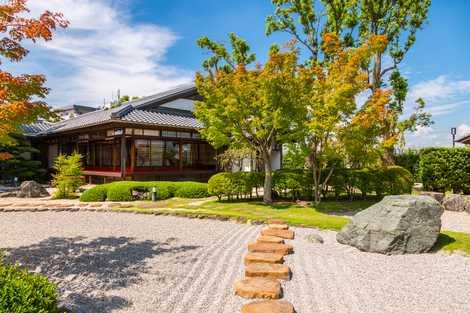 旧近衛邸,西尾市