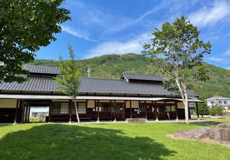 龍岡城、五稜郭であいの館