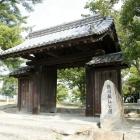 撫川陣屋移築門
