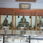 宝林寺「円心館」の赤松円心木像