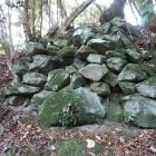 侍屋敷石垣跡