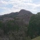 富士浅間の砦(ふじやま)を望む