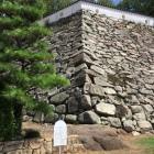 本段南側の高石垣