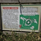 小笹丸城の説明板