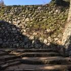真田丸オープニングの使われた石垣