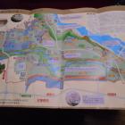 歴史館でもらった地図を頼りに、