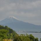 天気が良いと富士山が見られます