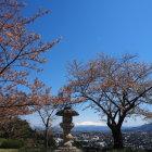 尾浦城から月山