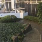 溜池櫓台石垣