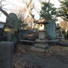 山内豊信墓所