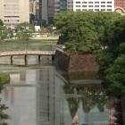 平川門と平川濠