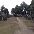 井伊家墓域(豪徳寺)