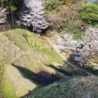 障子堀と桜