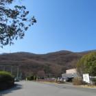 緑が丘スポーツ公園そばの山