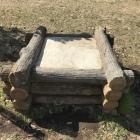 復元井戸跡