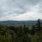 天狗岩からの景色