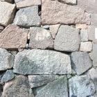 石工集団の記号が多く見られます。
