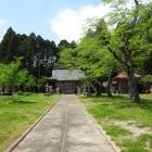 坂元神社(本丸跡)