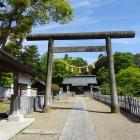 相馬神社(本丸)