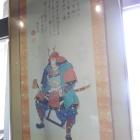 韮崎市民俗資料館にて2