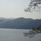 檜原城遠景