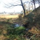 土塁と水濠