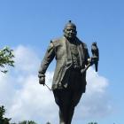 家康公の銅像