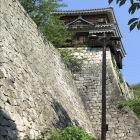 松山城石垣1