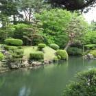 城主酒井氏の庭園