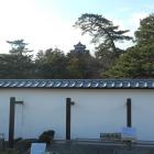 松江歴史館からの撮影