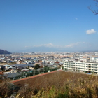 御座敷跡(現韮山高校)