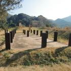 掘立柱建物跡
