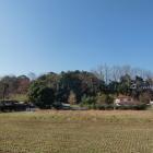韮山城遠景