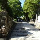 登城道石段