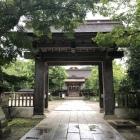 中山神社神門(津山城二の丸四脚門を移築)