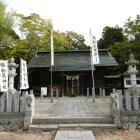 本丸に鎮座する相馬神社