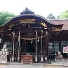 武田神社本堂