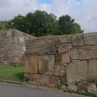 東鉄門の石垣